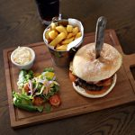 Tasty Food at Murphy Browns Restaurant Belfast
