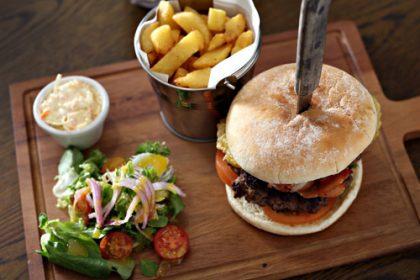Tasty Food at Murphy Browns Restaurant Belfast