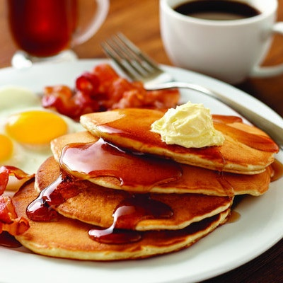 Breakfast at Murphy Browns Restaurant Belfast