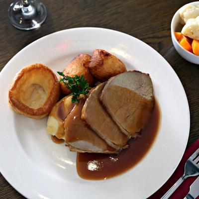 Sunday Lunch at Murphy Browns Restaurant Belfast