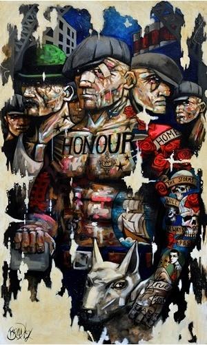 Honour by Terry Bradley