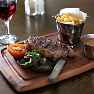 Steak Night at Murphy Browns Restaurant Belfast